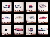tomorrow's car (12 works) by alain bublex