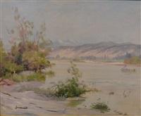 paysage by mathurin janssaud
