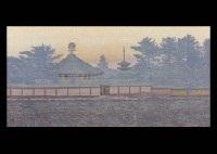 early winter (from four seasons in nara) by yoshishiko yoshida