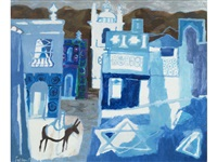 village in portugal by mary fedden