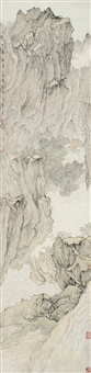 山水 by xu guangju