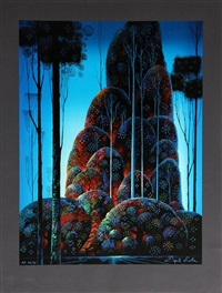 tall trees by eyvind earle