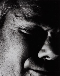 autoportrait (from the series double-take) by dieter appelt