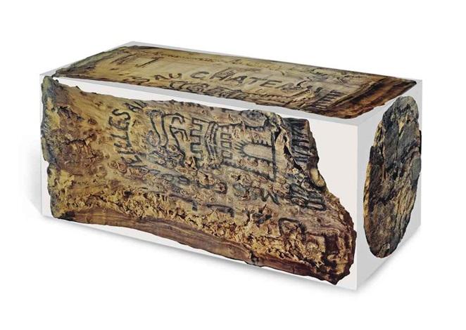 cork by urs fischer