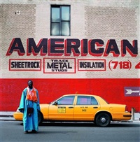 yellow cab, new york by stephan gladieu
