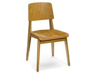 chair by jean prouvé