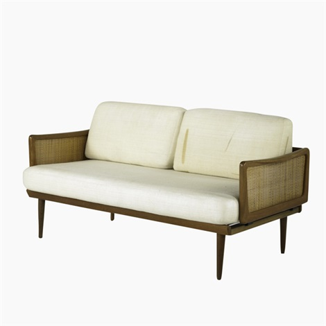 settee by peter hvidt