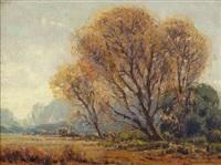 autumn (near kernville) by sam hyde harris