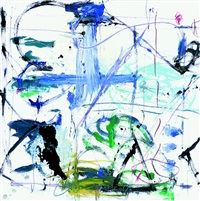 peinture 11 ix 96 - 3 by slavko kopac