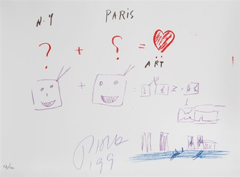 new york paris by nam june paik