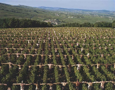 bourgogne france by spencer tunick