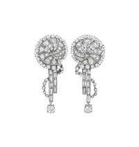 ear pendants (pair) by chaumet