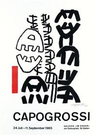 composizione per erker by giuseppe capogrossi