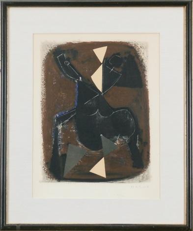black cavalier by marino marini