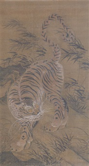 a tiger by korean school (18)