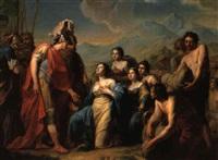 david und abigail by elisabeth bocquet le moine