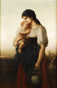 maternidad by theodor köppen