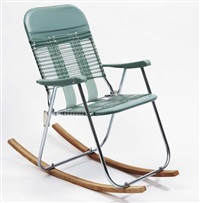 rocking chair by sam durant