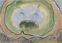 clamshell by arthur dove