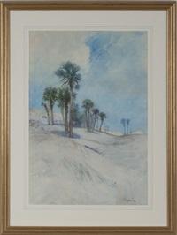 palm trees by edward b. gay