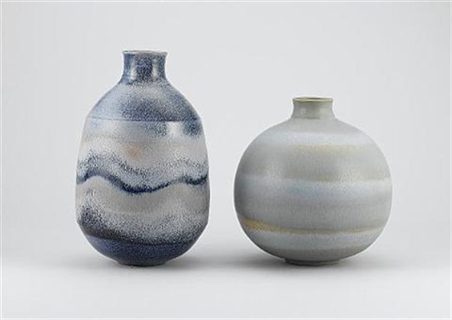 A Large Spherical Vase By Abdo Nagi On Artnet