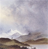 ben cruachan, november by john jack