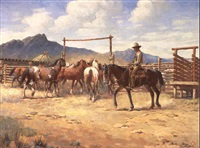 into the corral by gray phineas bartlett