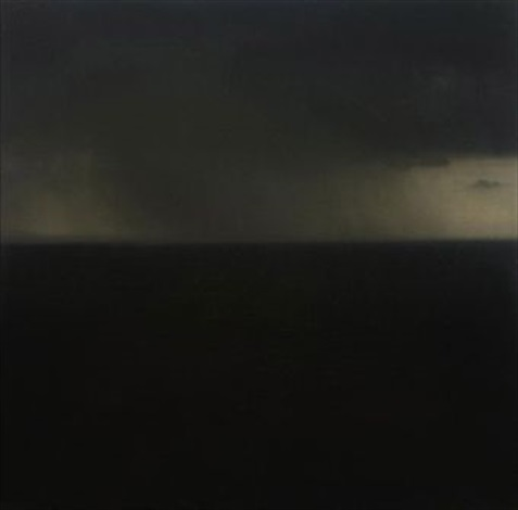 sections of england the sea horizon no 9 by garry fabian miller