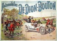 automobiles de dion-bouton puteaux (hauts-de-seine) by auguste auglay