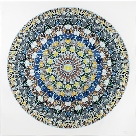mantra by damien hirst