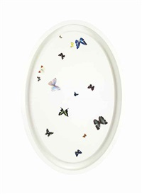 narcissistic love by damien hirst