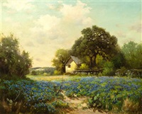 a country house by robert william wood