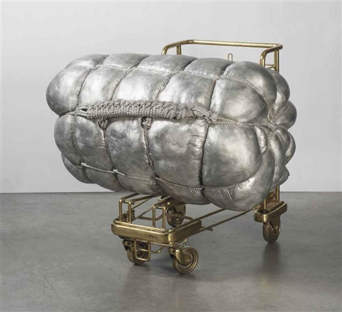 dubai to mumbai vehicle for seven seas by subodh gupta