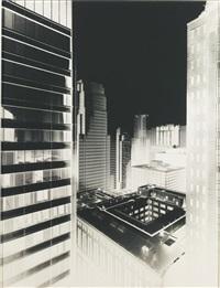 135 la salle street, chicago: v, november by vera lutter