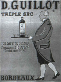 d. guillot triple sec. by henri gousse