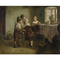 story time by edmund adler