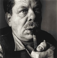 david smith by irving penn