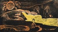 te po (la grande nuit) by paul gauguin