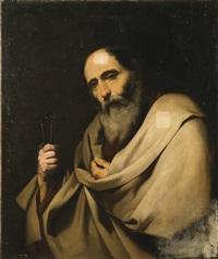 saint peter by jusepe de ribera