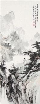 白云深处是侬家 by liang boyu