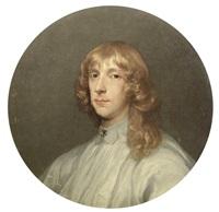 portrait of james stuart, 4th duke of lennox and 1st duke of richmond by sir anthony van dyck