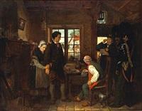 the deserter by a. lenpen