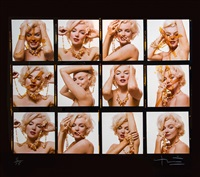 marilyn monroe, june by bert stern