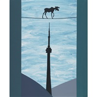 tour de force by charles pachter