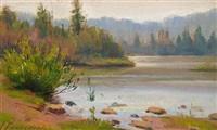 shoreline by joseph-charles franchere