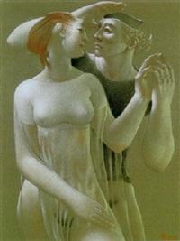 pareja clàsica by alfonso arana