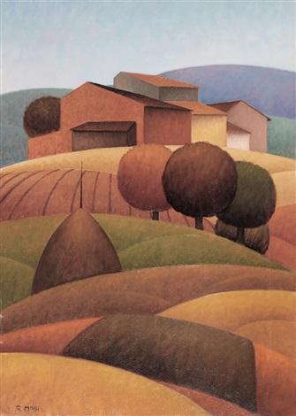 paesaggio by roberto masi