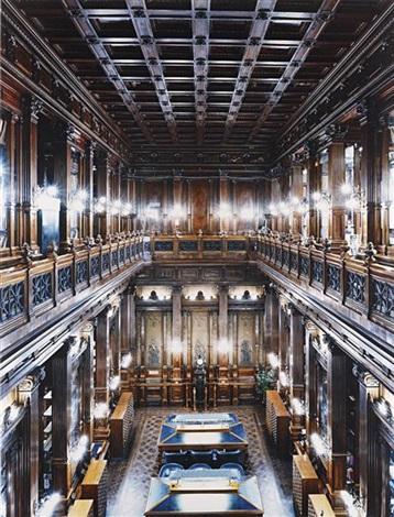 palacio del congreso nacional de buenos aires i by candida höfer