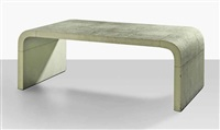 low table by karl springer