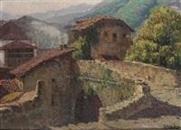 potes, santander by antonio iglesias sanz